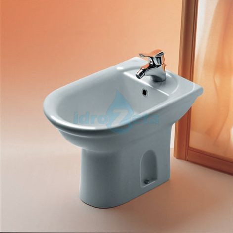 Ideal standard serie esedra t5120 bidet monoforo finitura for Serie esedra ideal standard