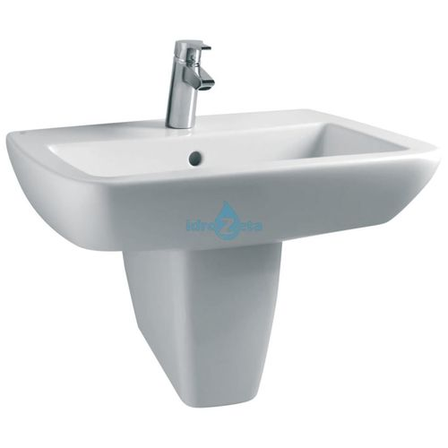 IDEAL STANDARD 21 T0155 Lavabo 75 finitura bianco europa