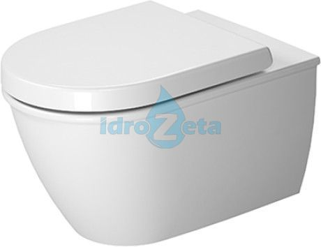 DURAVIT Darling New 254509 Vaso sospeso finitura bianco