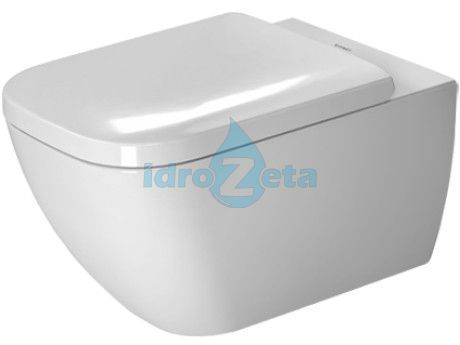 DURAVIT Happy D.2 222209 Vaso sospeso Rimless finitura bianco