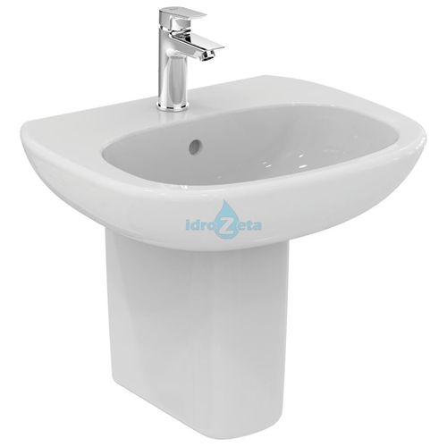IDEAL STANDARD Tesi New T3515 Lavabo 55x45 cm. finitura bianco